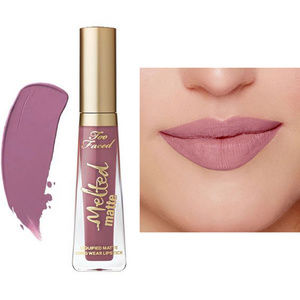 Too Faced Full Size Liquified Lipstick in Queen B